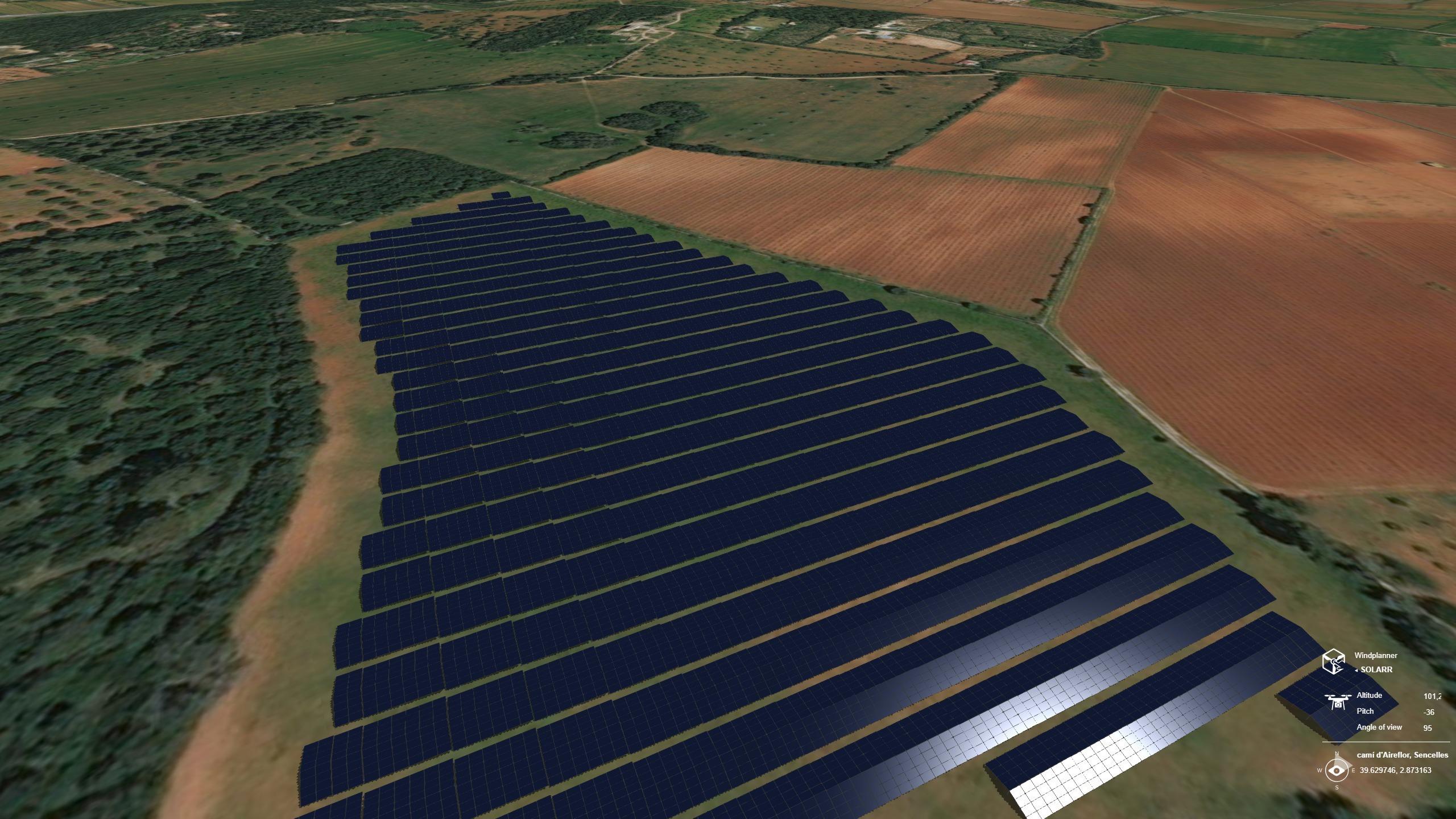 Solarplanner module