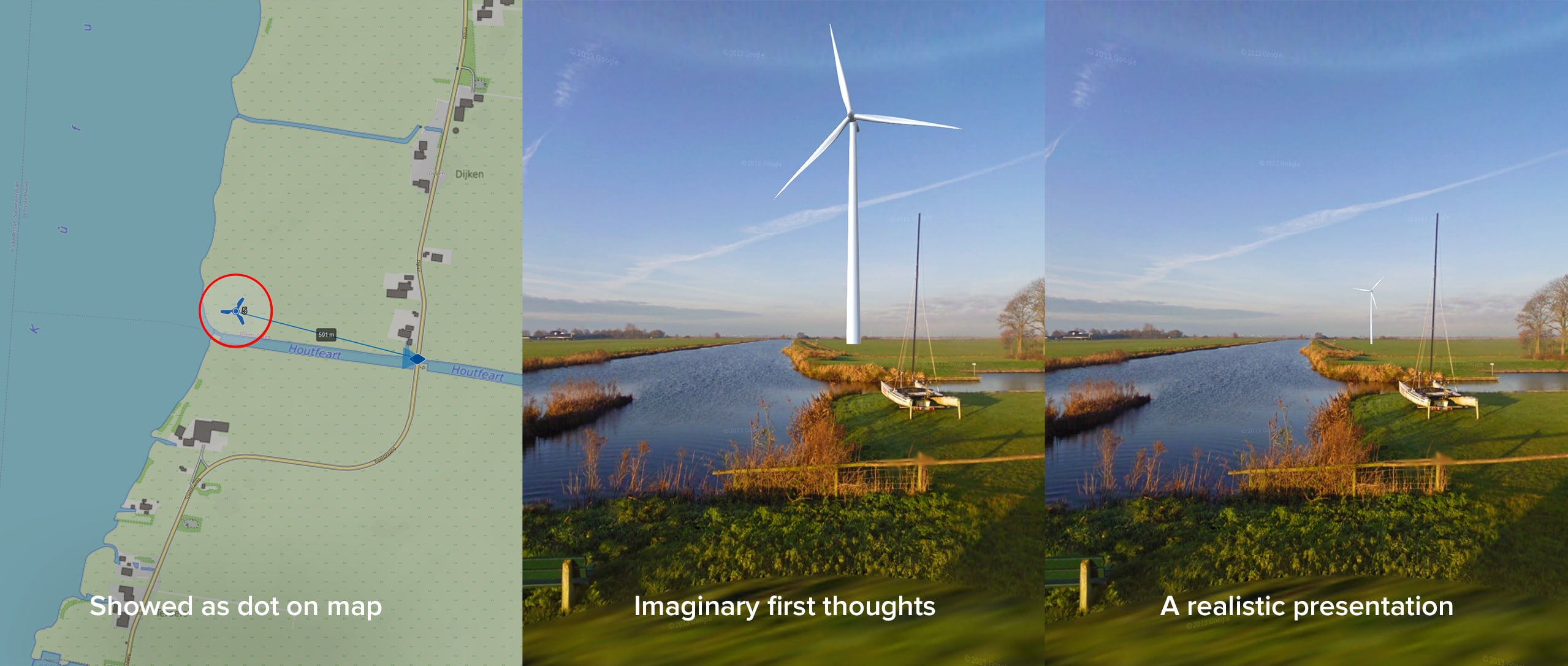 Visual Impact Of Wind And Solar Farms Design And Communication Software