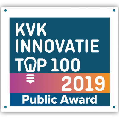 Public award for innovation